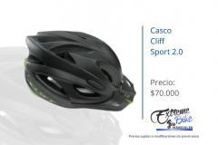 Casco-Ciclismo-Cliff-Sport