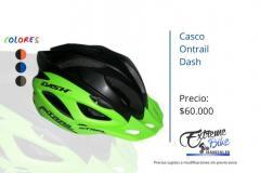 Casco-Ciclismo-Dash