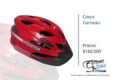 Casco-Ciclismo-Garneau