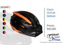 Casco-Ciclismo-OnTrail-Defend