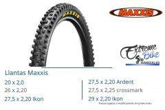 Llantas-ciclismo-MTB-Maxxis-Ikon-1