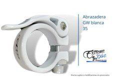 Abrazadera-GW-35-blanca