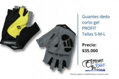 Guantes-ciclismo-dedo-corto-profit