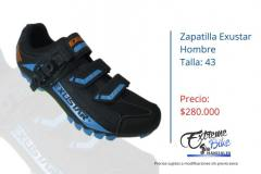 Zapatilla-ciclismo-Exustar-