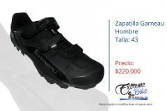 Zapatilla-ciclismo-Garneau